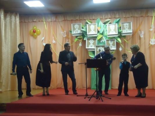 «Самая поющая семья» вновь собрала самые творческие семьи нашего города!