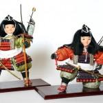 Традиционные куклы Японии